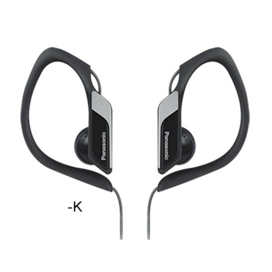 Auriculares Panasonic RP-HS34E-K Negro