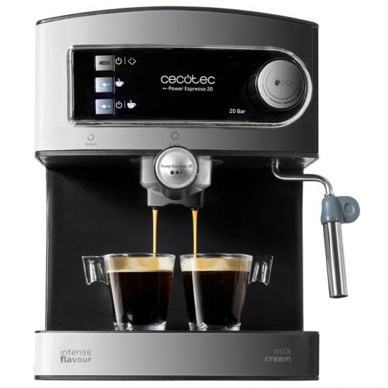 Cafetera Cecotec Power Espresso 20 1501/1503
