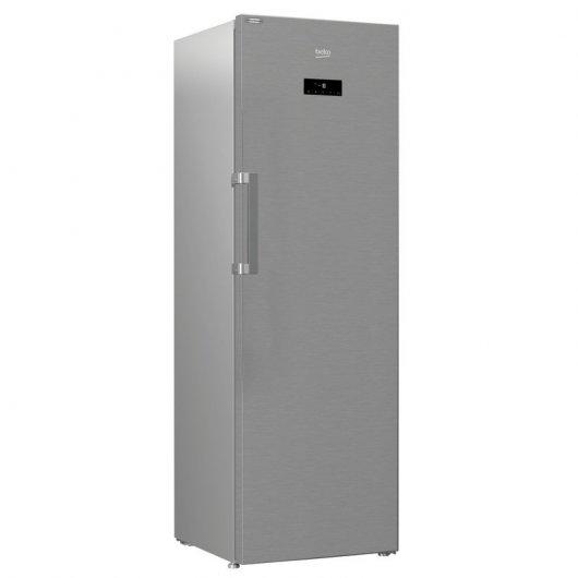 beko rfneexn congelador vertical l a acero inoxidable caracteristicas