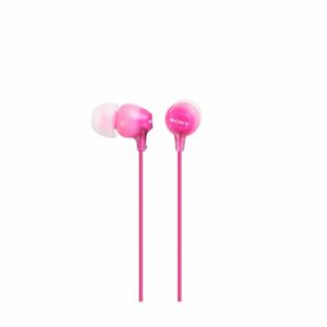 Auriculares Sony MDREX15APP Rosa