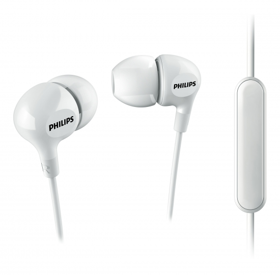 Auriculares Philips SHE3555WT/00 Blanco