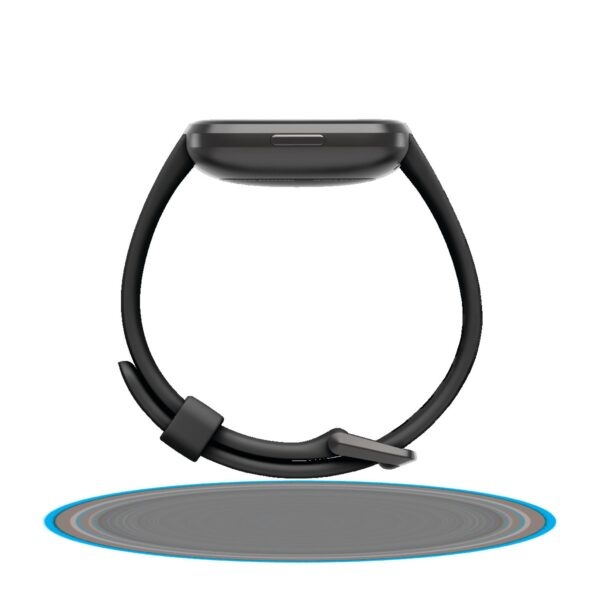 Smartwatch Fitbit Versa  NFC Negro