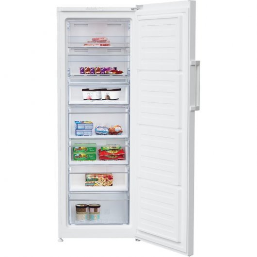 beko rfnelwn congelador vertical no frost blanco a especificaciones