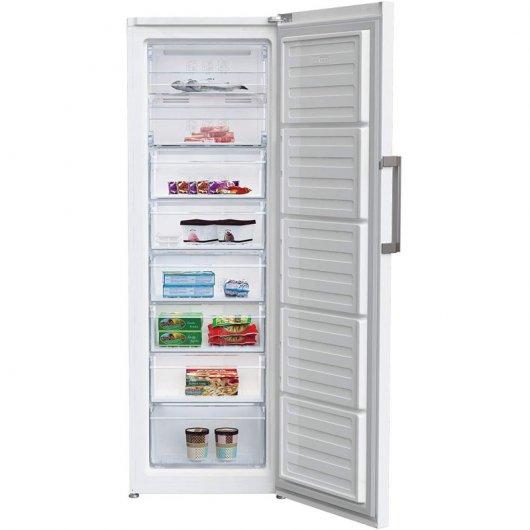 beko rfneewn congelador vertical no frost l a blanco opiniones