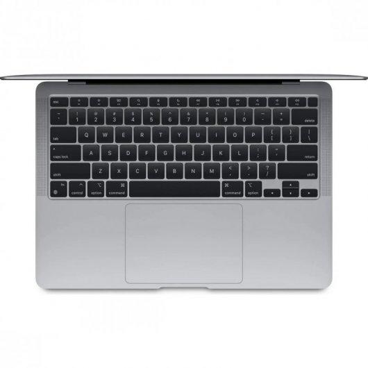 apple macbook air apple m gb gb ssd gpu hepta core  gris espacial especificaciones