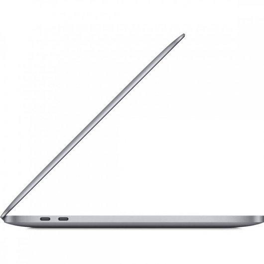apple macbook pro apple m gb gb ssd  gris espacial especificaciones