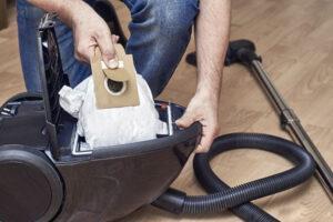 como limpiar aspiradora