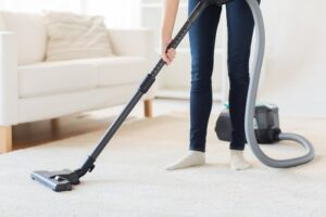 como limpiar la aspiradora