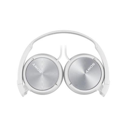 Sony MDR ZX Auriculares Plegables Blancos