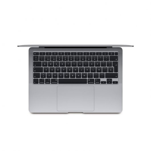 apple macbook air intel core i gb gb ssd  gris espacial comprar