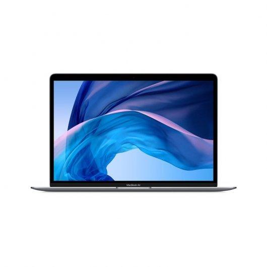 apple macbook air intel core i gb gb ssd  gris espacial