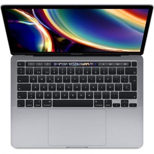 apple macbook pro intel core i gb gb ssd  gris espacial comprar
