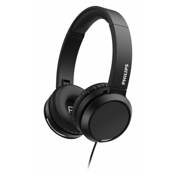 auriculares philips tahbk  diadema black