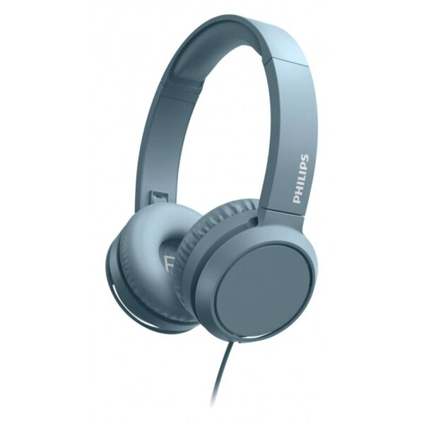 auriculares philips tahbl  diadema blue
