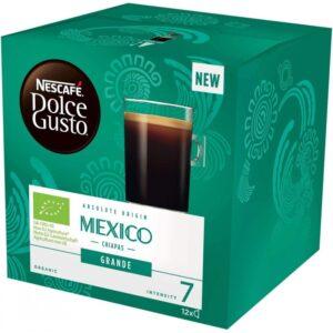 estuche dolce gusto cafe mexico cap