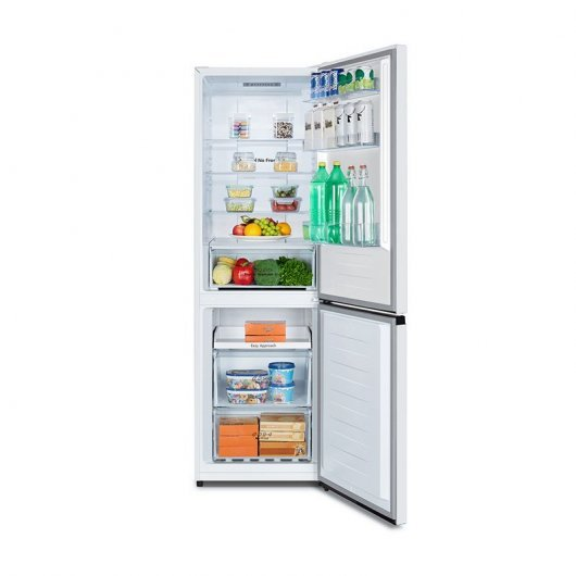 hisense rbnaw frigorifico combi a blanco comprar