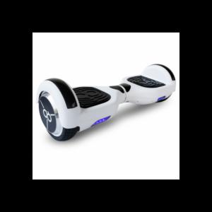 hoverboard skate flash k white  bluetooth