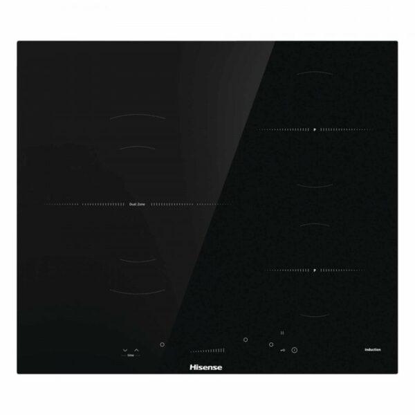 hisense icb placa de induccion  zonas cm negra mejor precio