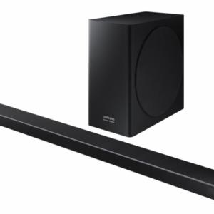 Barra de Sonido Samsung HWQ70R Negro