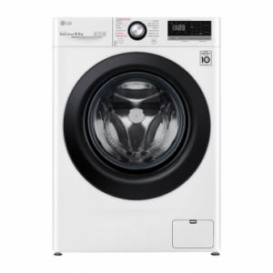 Lavadora LG F4WV3010S6W 10K Blanco