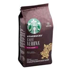 Cafe Starbucks Dark Verona Molido 200G