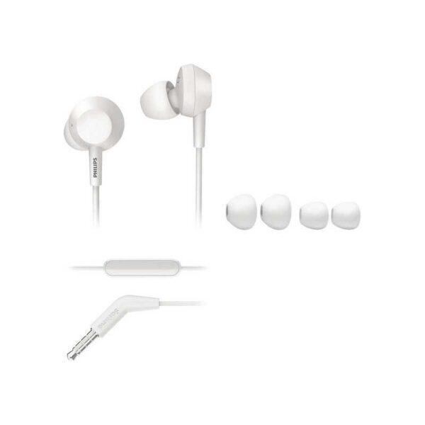 auriculares con microfono philips tae