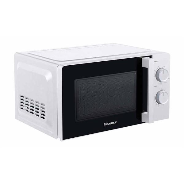 hisense hmowshg microondas con grill  litros  w