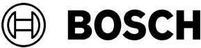 Logo Bosch Black