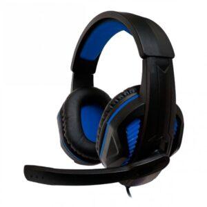 nuwa auriculares gaming para psbox one negro azul especificaciones