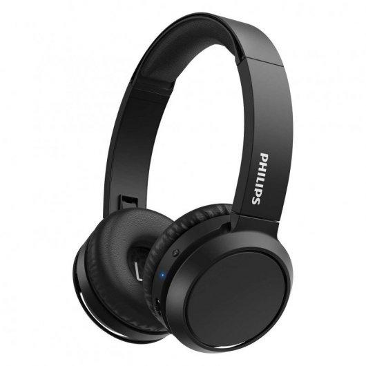 philips tahbk  auriculares inalambricos bluetooth negro min
