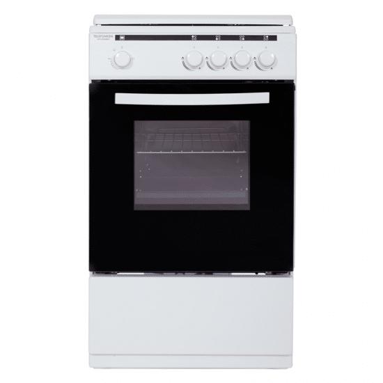 Cocina Telefunken 16TLK5040GW Blanca