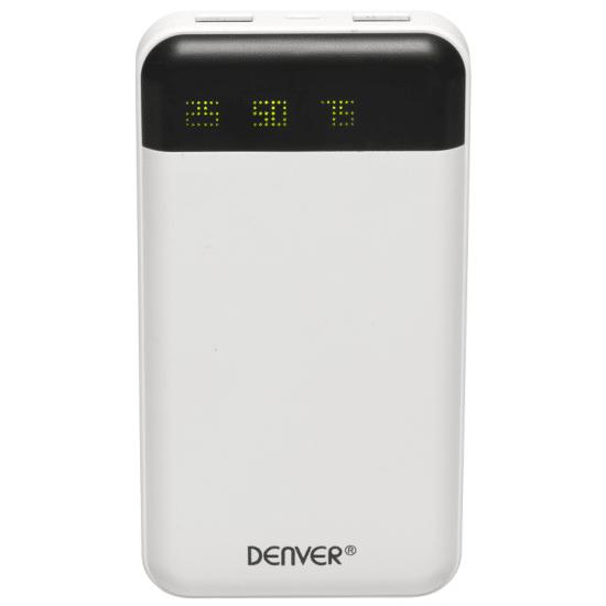 Cargador Bateria Denver PBA-12000 Doble Salida