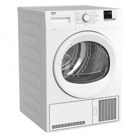 beko du  ga secadora condensacion de carga frontal kg b blanca especificaciones min