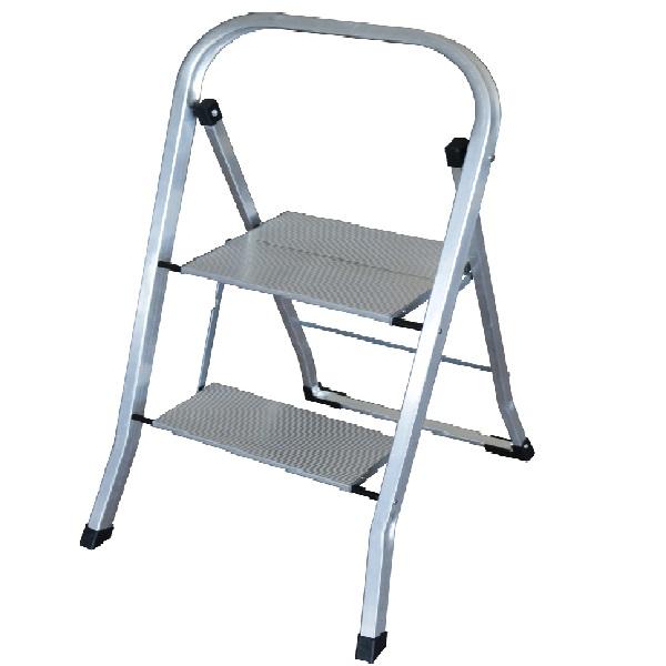 Escalera Altipesa Ultralight 2 Peldaños Aluminio