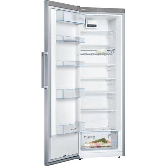 bosch ksvvlep frigorifico una puerta a acero inoxidable review