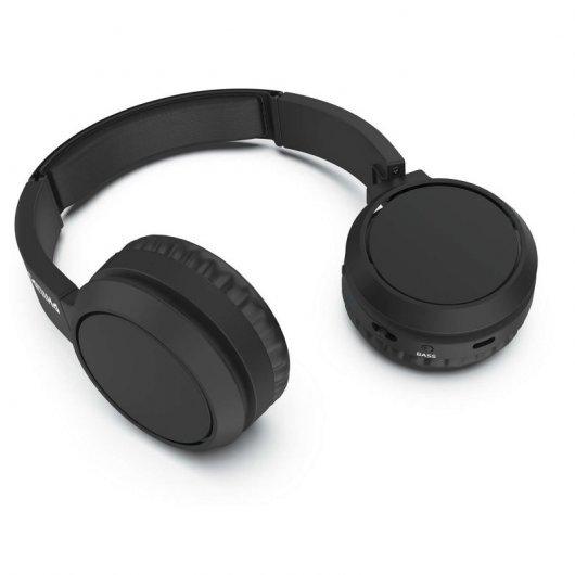 philips tahbk  auriculares inalambricos bluetooth negro mejor precio min