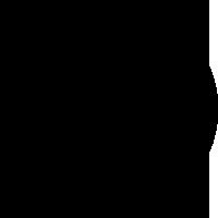Logo Hoover Black