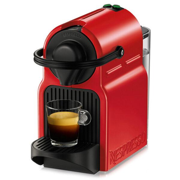 nespresso krups inissia rojas