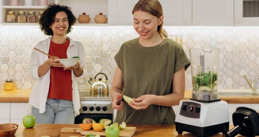 electrodomésticos comida saludable