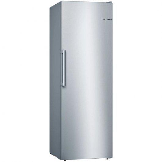 bosch gsnvlep congelador vertical l a acero inoxidable caracteristicas