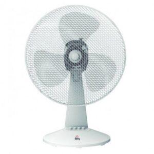 fm calefaccion sb  ventilador de sobremesa w blanco