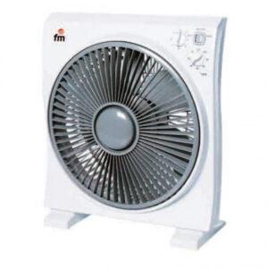 Ventilador Box FM BF3 30CM 5A 45W Blanco