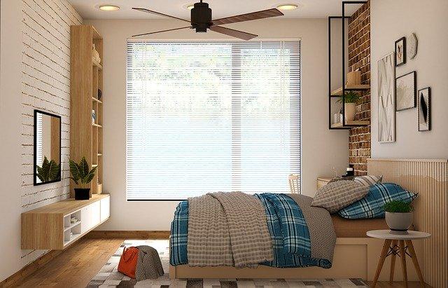 Como instalar un ventilador de techo