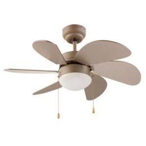 ventilador de techo con luz grupo fm vt  w  cm