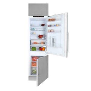teka ci  nf frigorifico combi integrable no frost blanco comprar