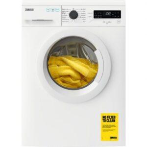 zanussi zwfaw lavadora de carga frontal kg e blanco review
