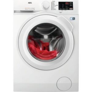 aeg lfbi lavadora carga frontal kg d blanca review
