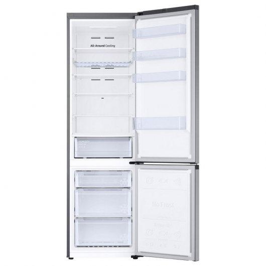samsung rbtdsa frigorifico combi a acero inoxidable comprar