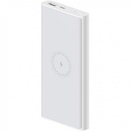 iaomi mi wireless power bank mah blanca comprar