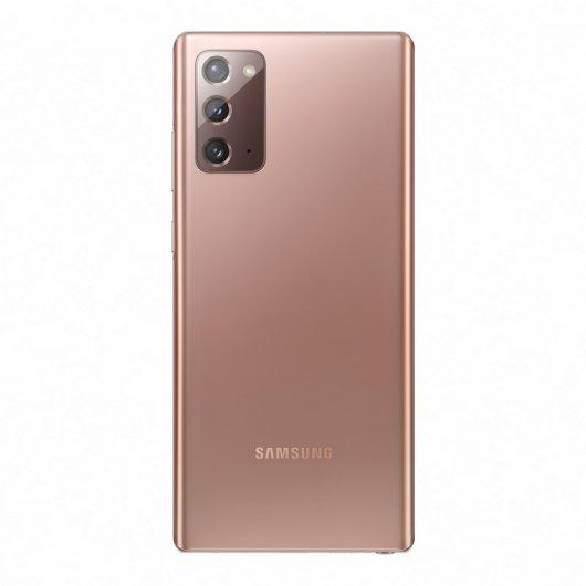 samsung galaxy note  g  gb mystic bronze libre mejor precio